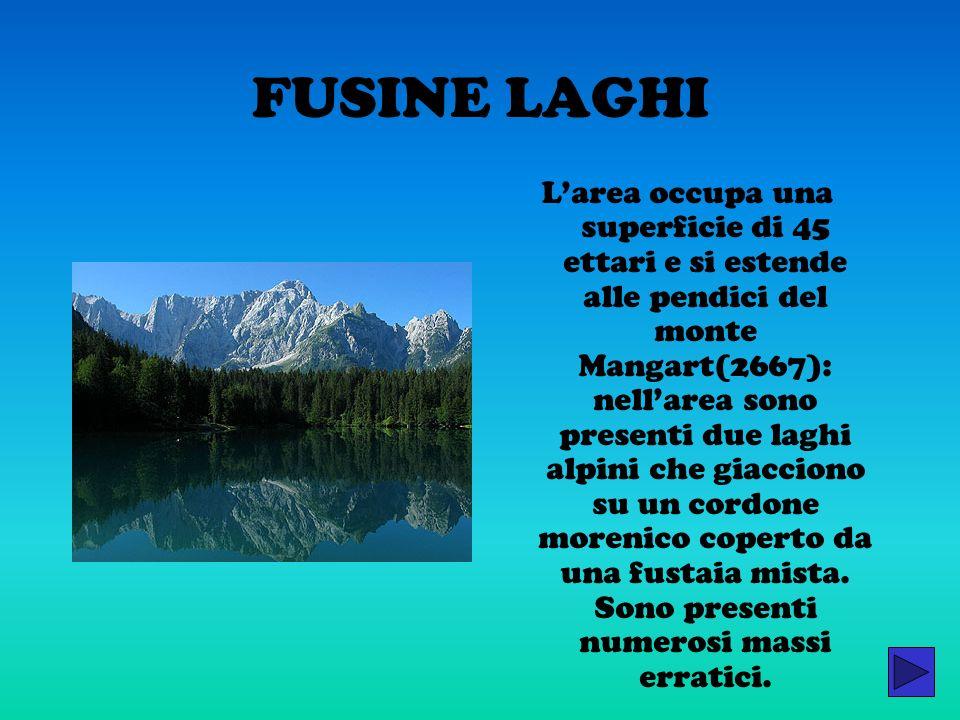 FUSINE LAGHI