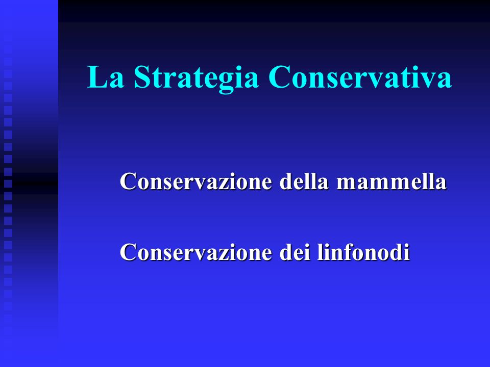 La Strategia Conservativa