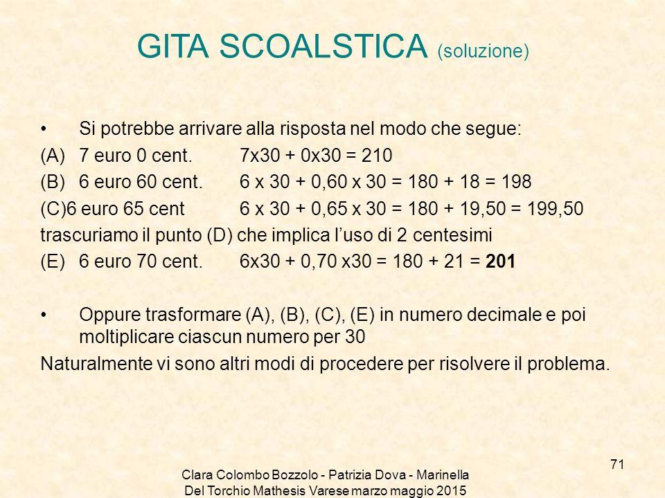 GITA SCOALSTICA (soluzione)