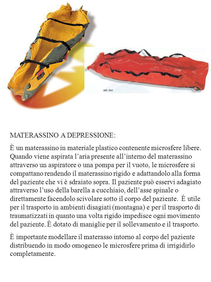 MATERASSINO A DEPRESSIONE: