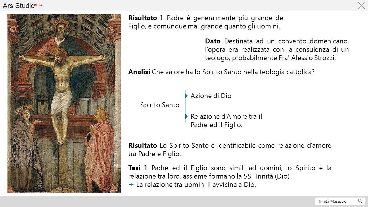 Analisi Che valore ha lo Spirito Santo nella teologia cattolica