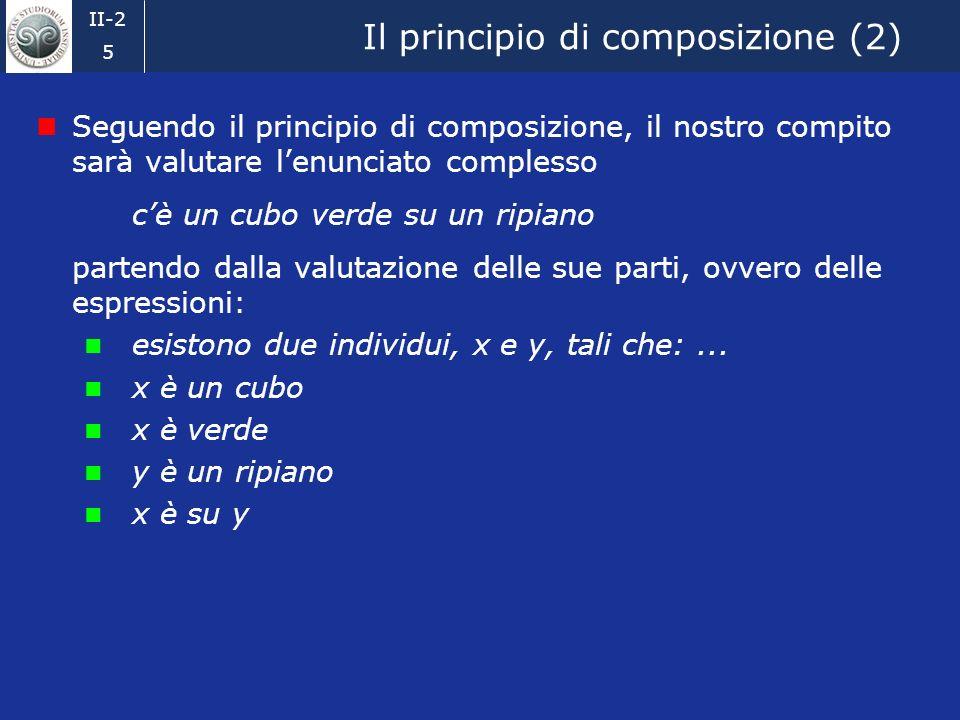 Il principio di composizione (2)