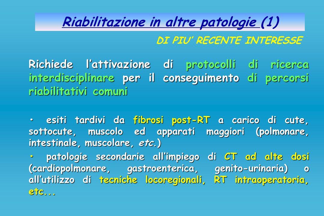 Riabilitazione in altre patologie (1)