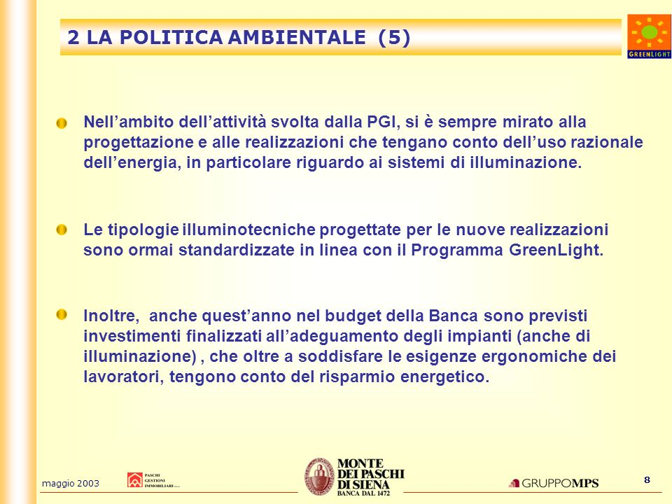 2 LA POLITICA AMBIENTALE (5)