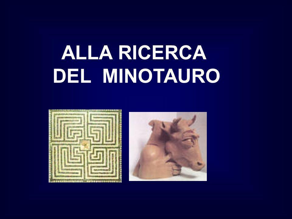 ALLA RICERCA DEL MINOTAURO