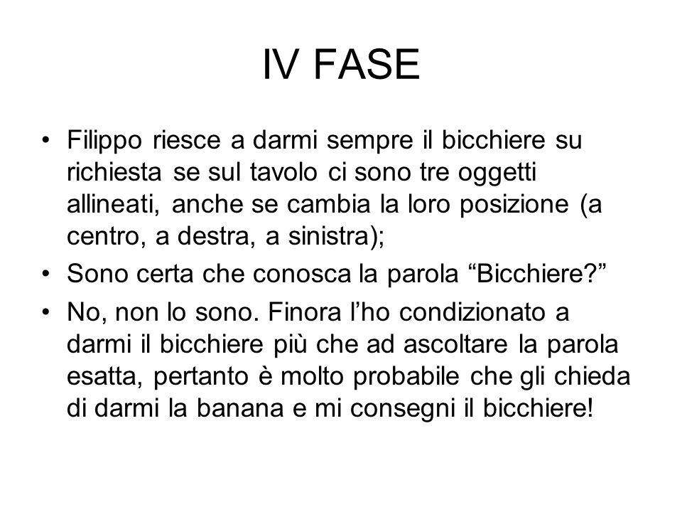IV FASE