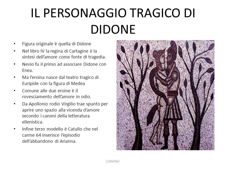 IL PERSONAGGIO TRAGICO DI DIDONE
