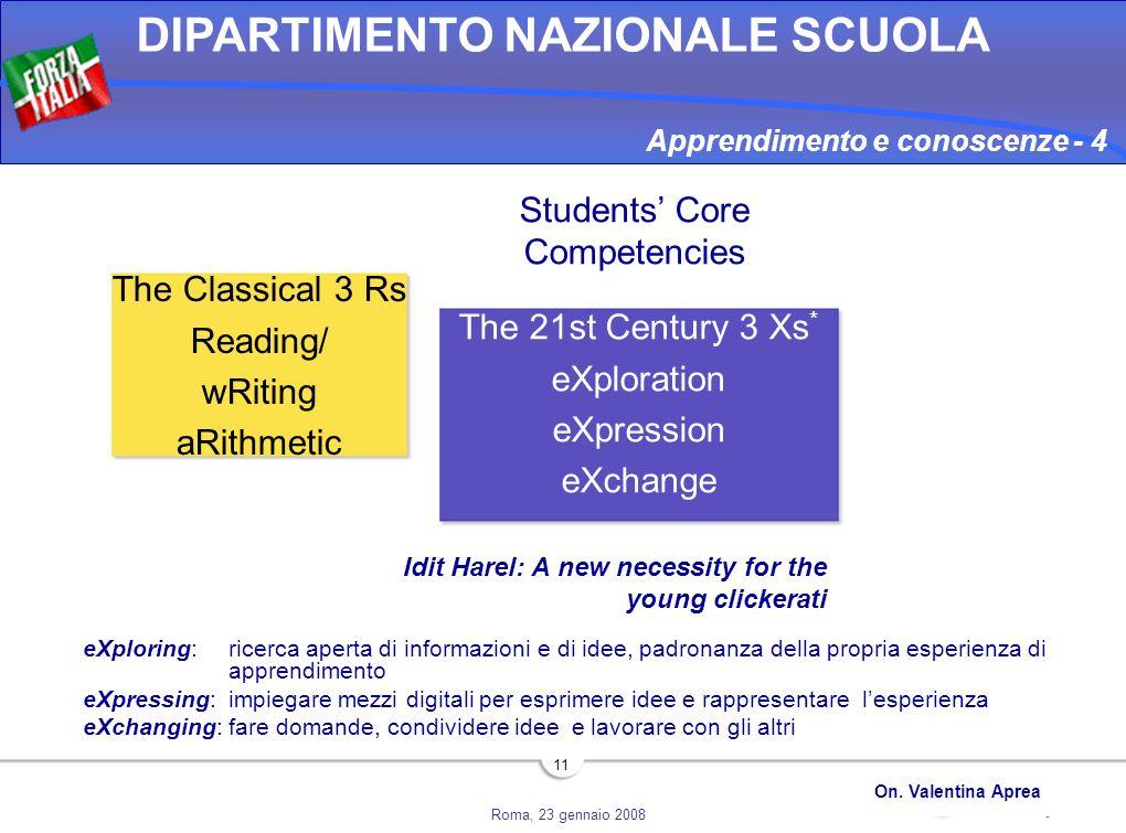 Students' Core Competencies