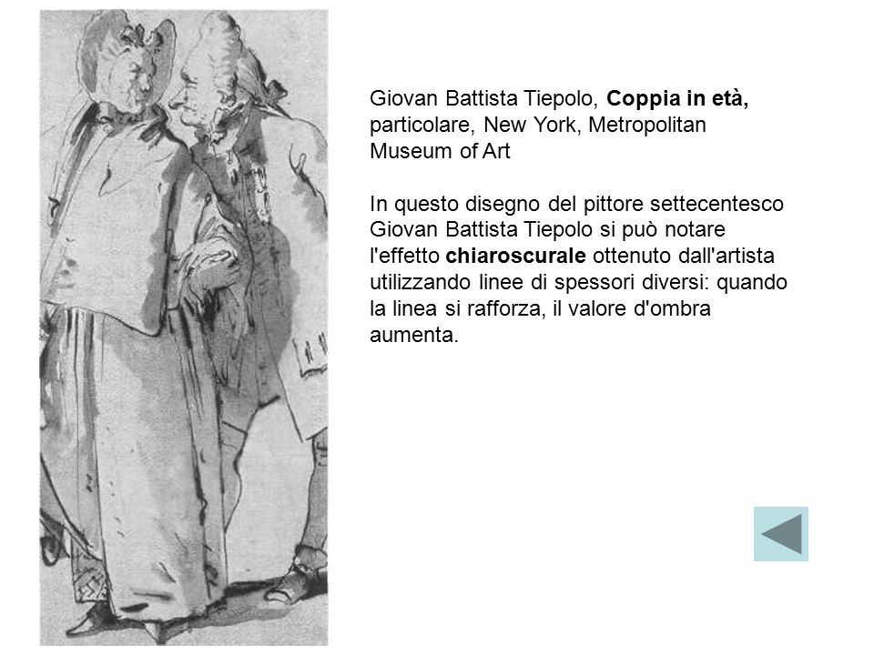Giovan Battista Tiepolo, Coppia in età,