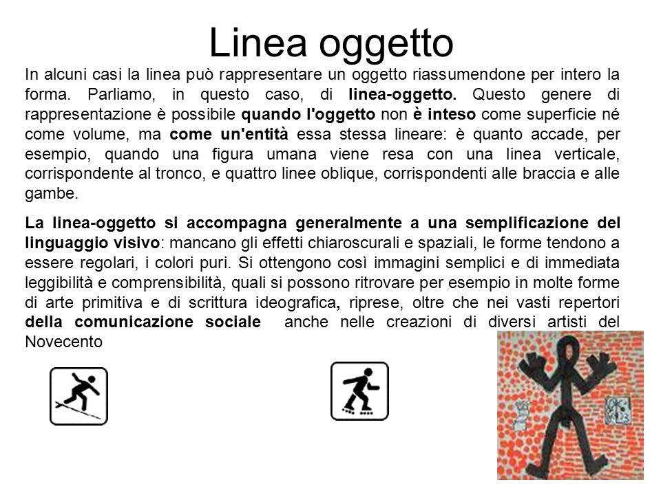 Linea oggetto