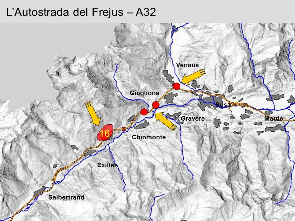 L'Autostrada del Frejus – A32