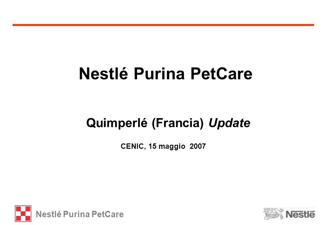 Nestlé Purina PetCare Quimperlé (Francia) Update