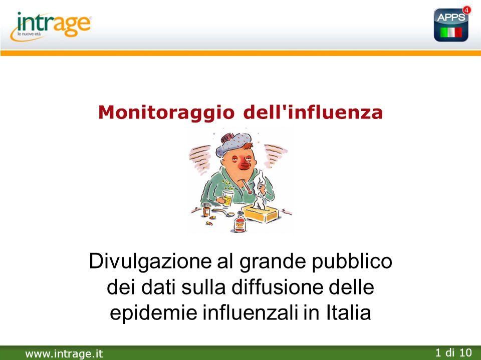 Monitoraggio dell influenza