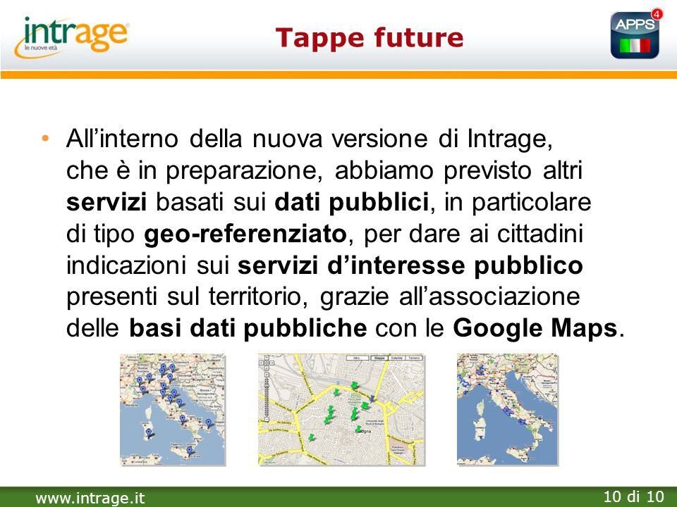 Tappe future