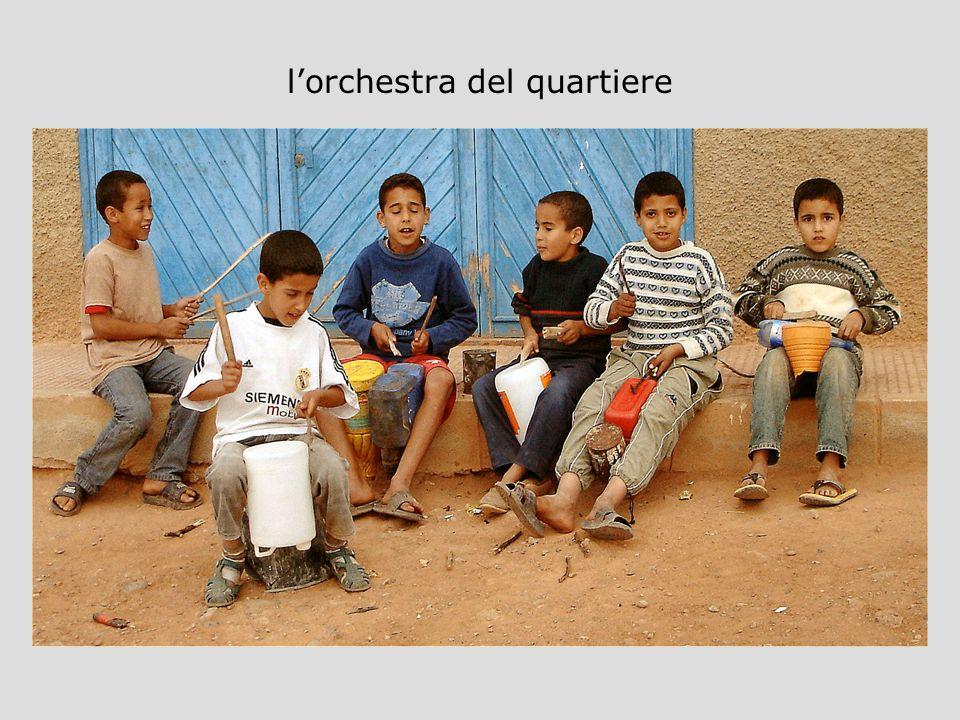 l'orchestra del quartiere
