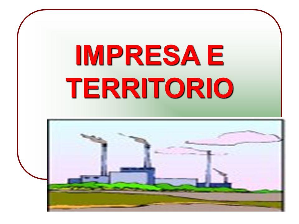 IMPRESA E TERRITORIO 1 1