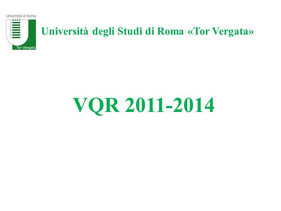 Università degli Studi di Roma «Tor Vergata»