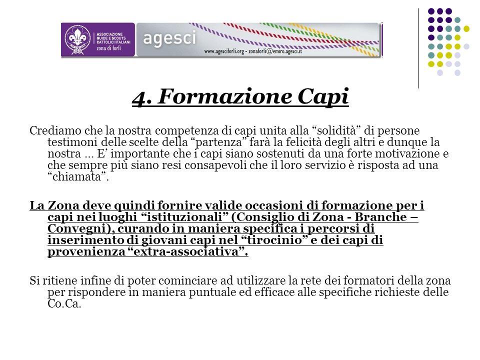 4. Formazione Capi