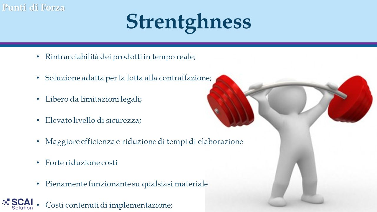 Strentghness Punti di Forza