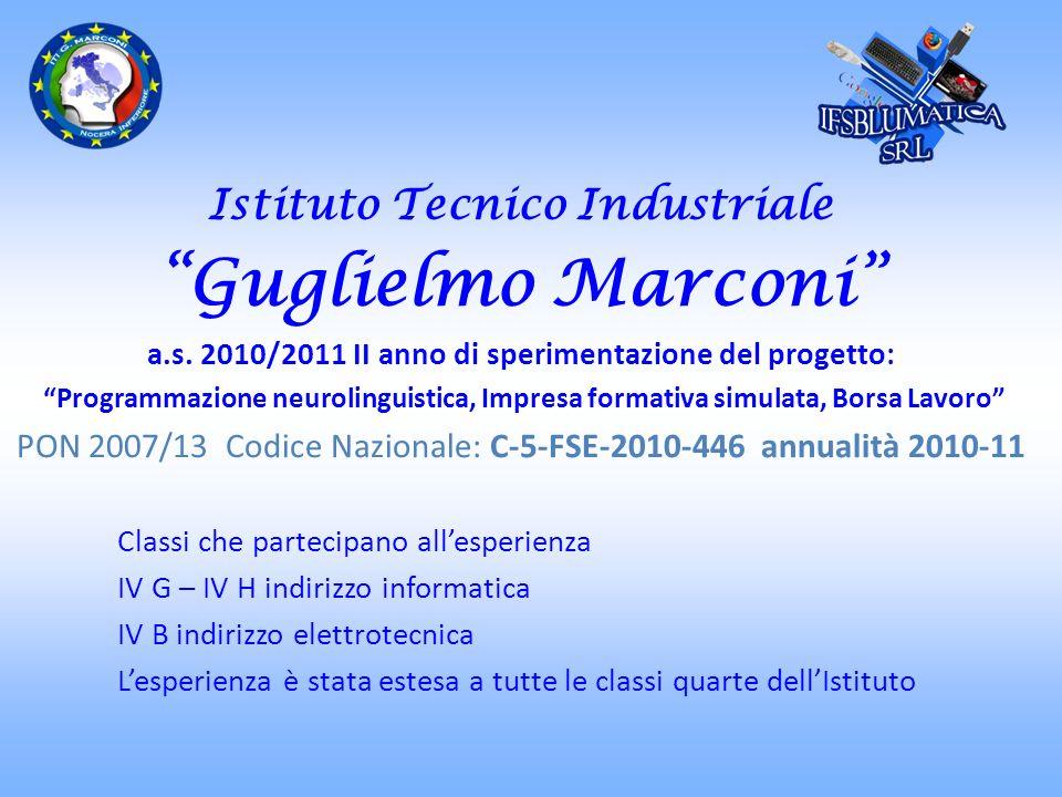 Guglielmo Marconi Istituto Tecnico Industriale