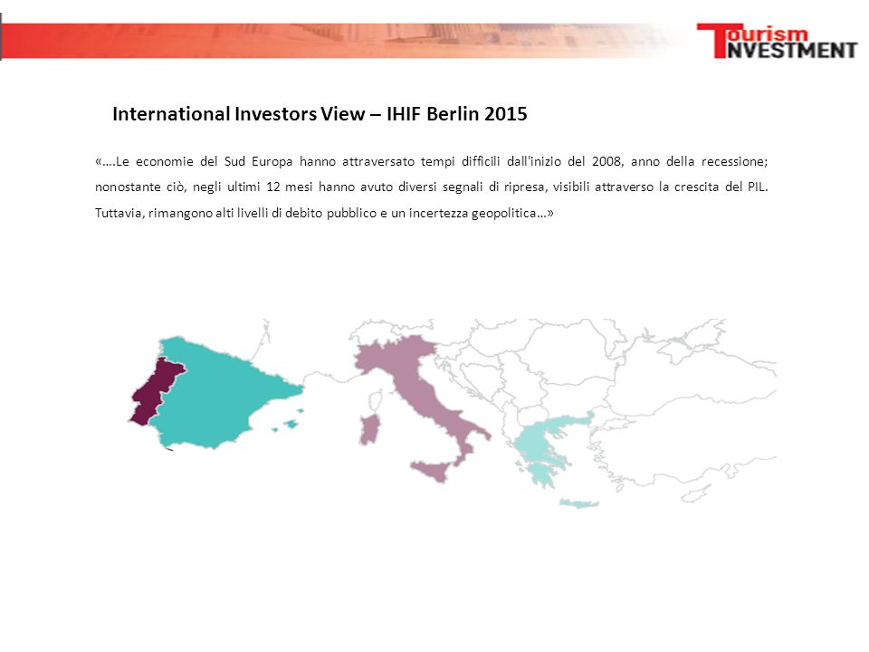 International Investors View – IHIF Berlin 2015