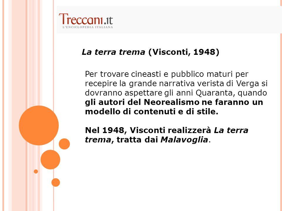 La terra trema (Visconti, 1948)