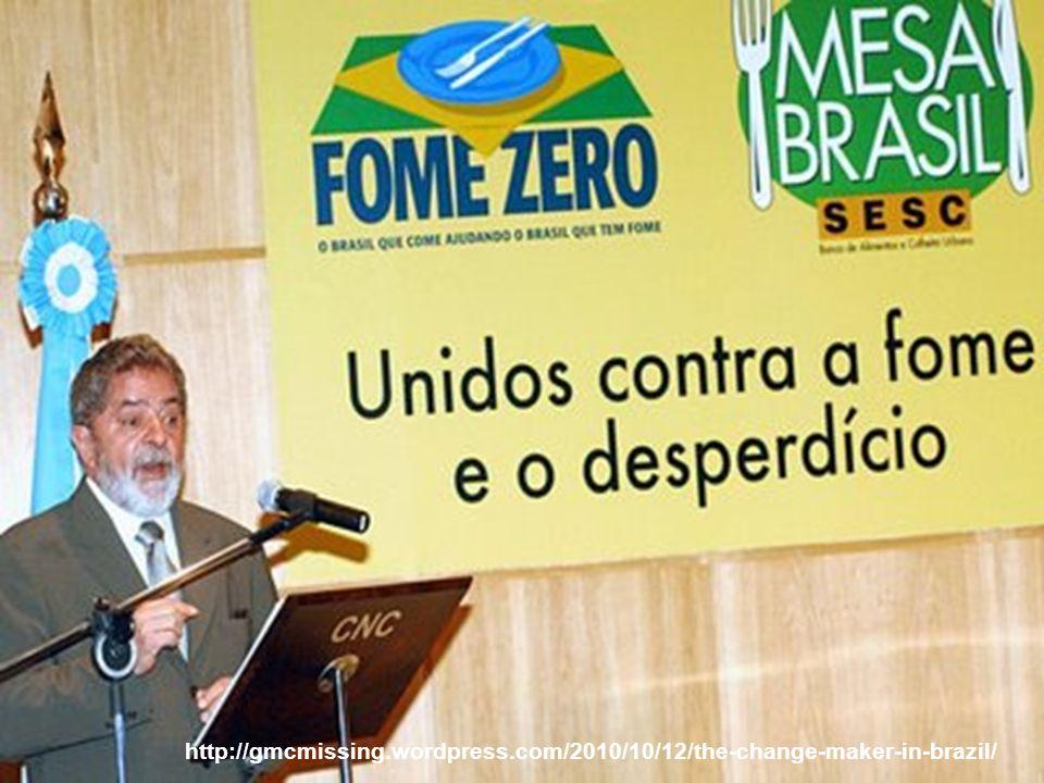 Fame zero in Brasile