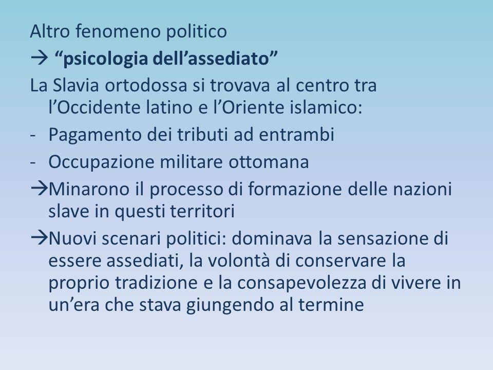 Altro fenomeno politico