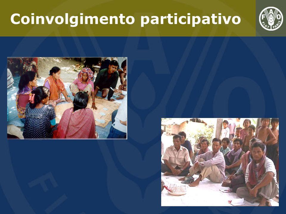 Coinvolgimento participativo