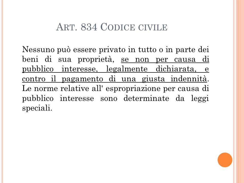 Art. 834 Codice civile