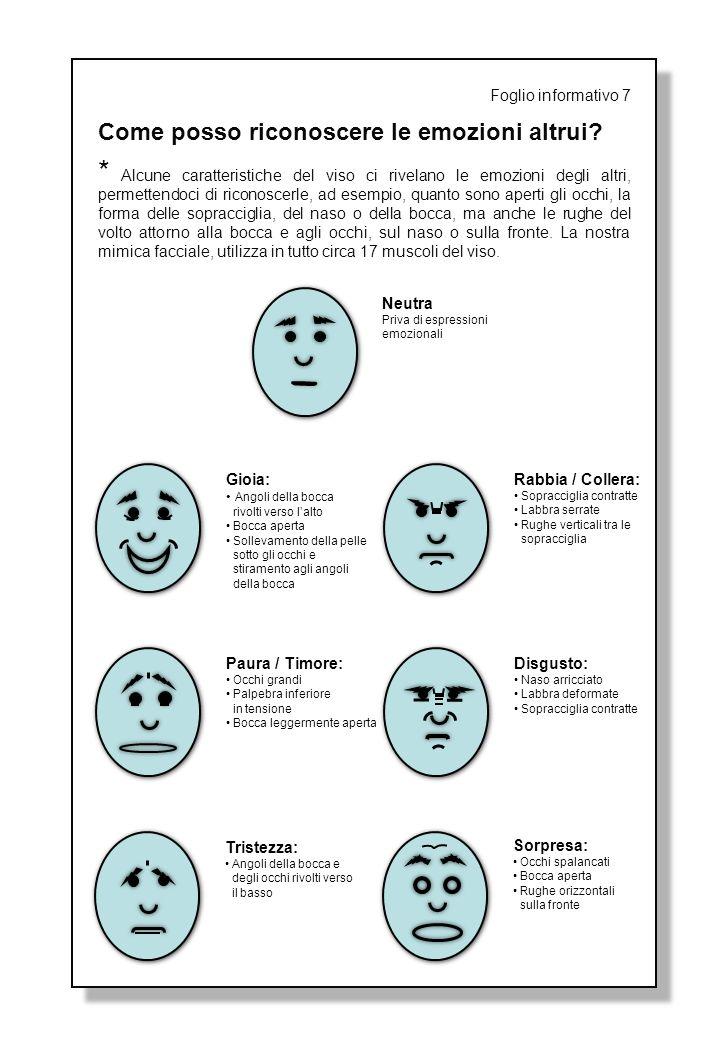 Come posso riconoscere le emozioni altrui