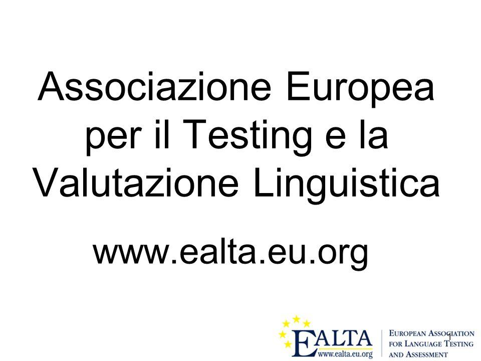 Associazione Europea per il Testing e la Valutazione Linguistica