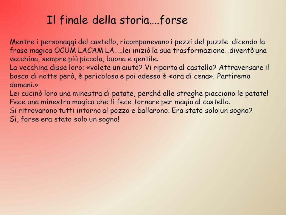 Il finale della storia….forse