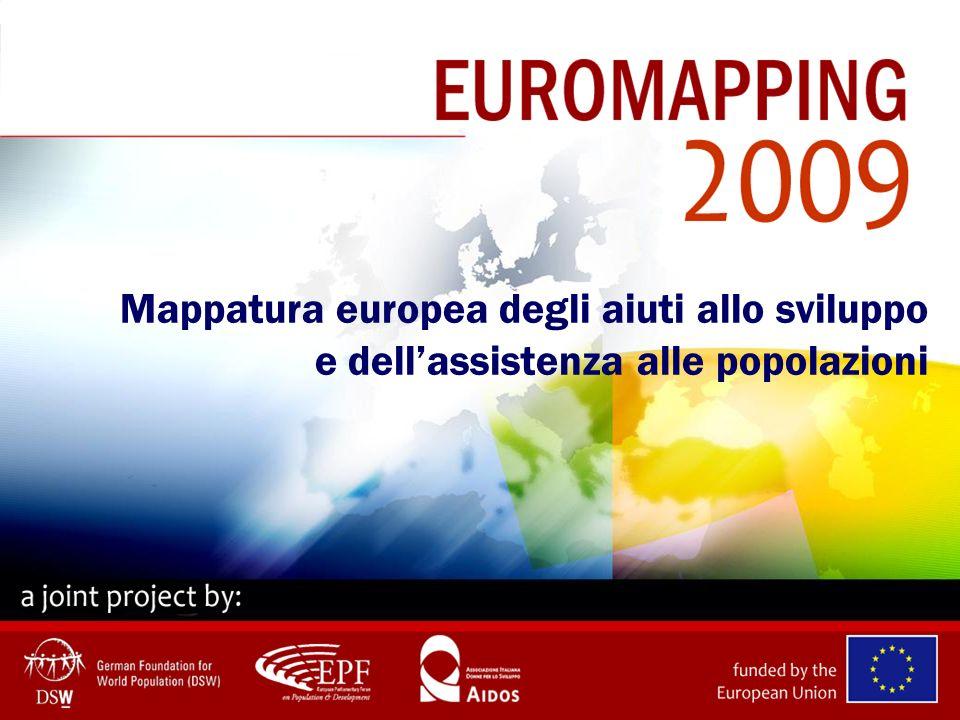Mappatura europea degli aiuti allo sviluppo