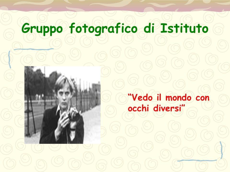 Gruppo fotografico di Istituto