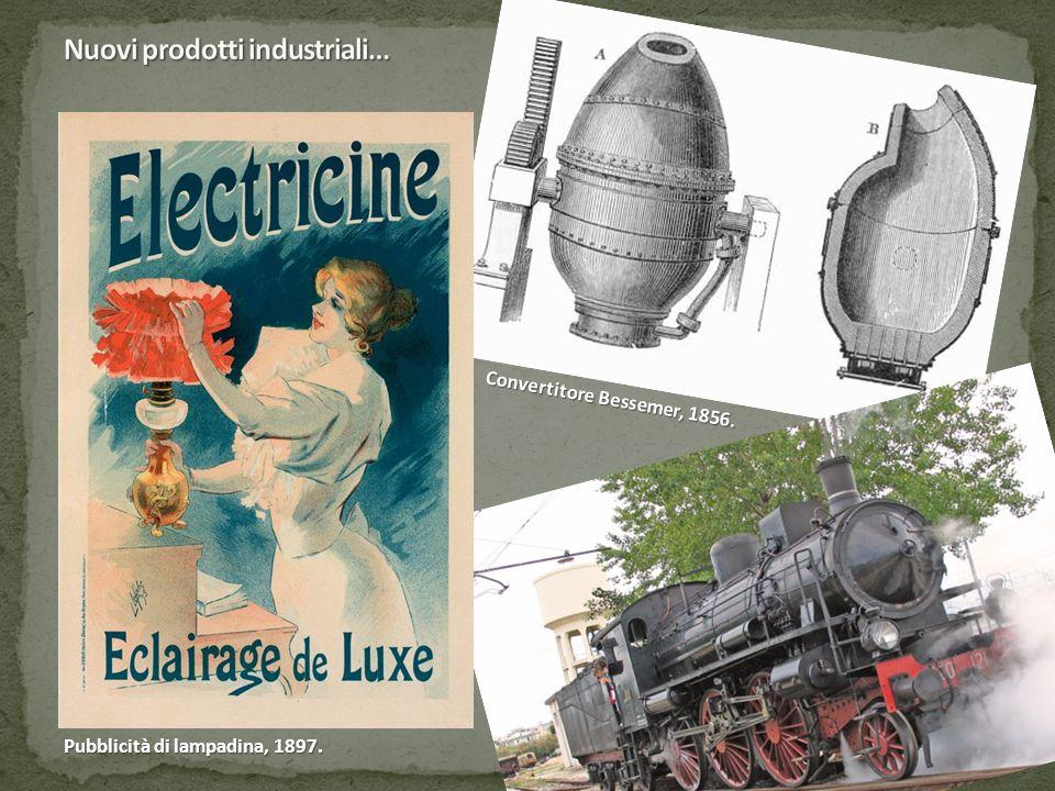 Nuovi prodotti industriali…