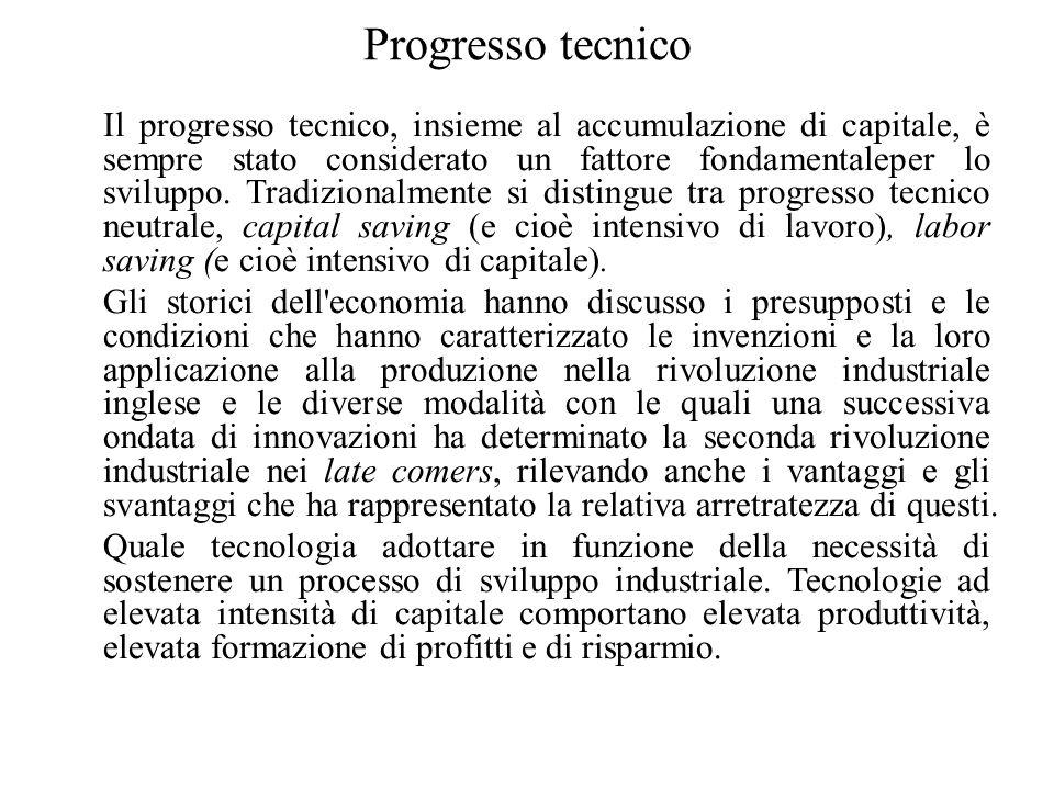 Progresso tecnico