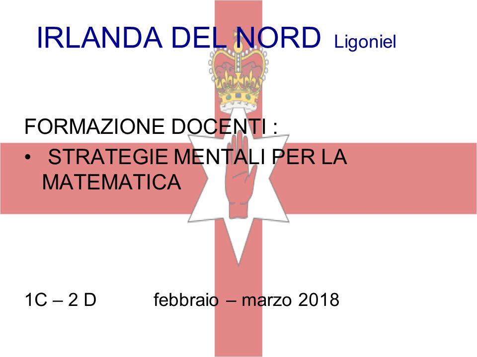 IRLANDA DEL NORD Ligoniel LIG.