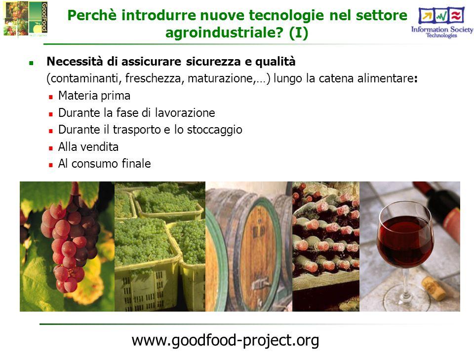 Perchè introdurre nuove tecnologie nel settore agroindustriale (I)