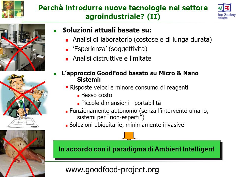 Perchè introdurre nuove tecnologie nel settore agroindustriale (II)