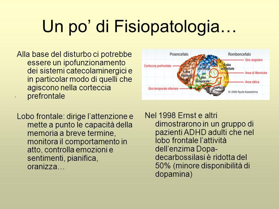 Un po' di Fisiopatologia…
