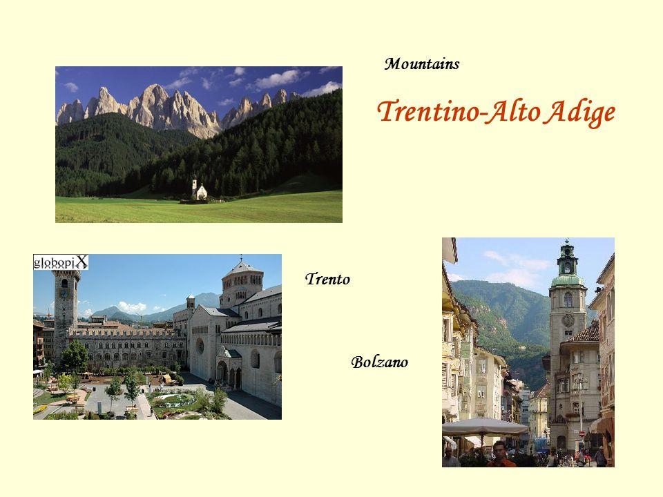 Mountains Trentino-Alto Adige Trento Bolzano