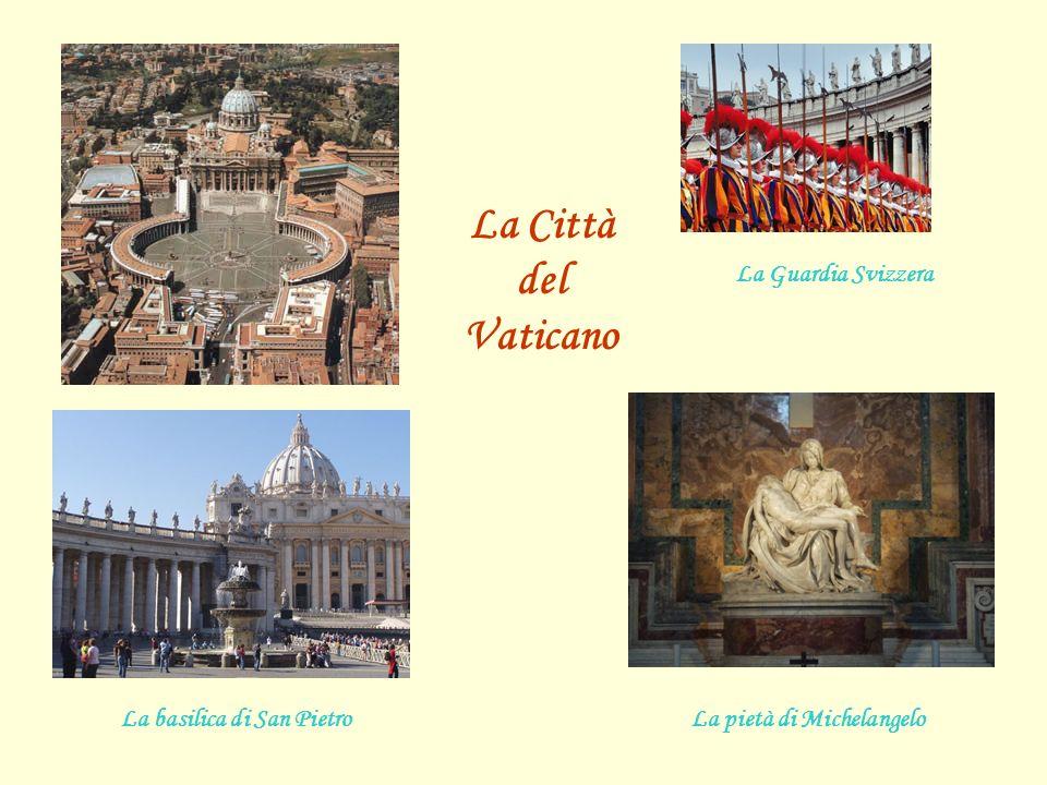 La basilica di San Pietro La pietà di Michelangelo