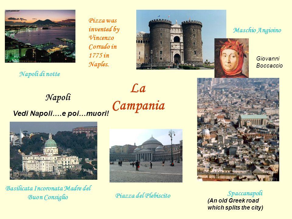 Basilicata Incoronata Madre del Buon Consiglio