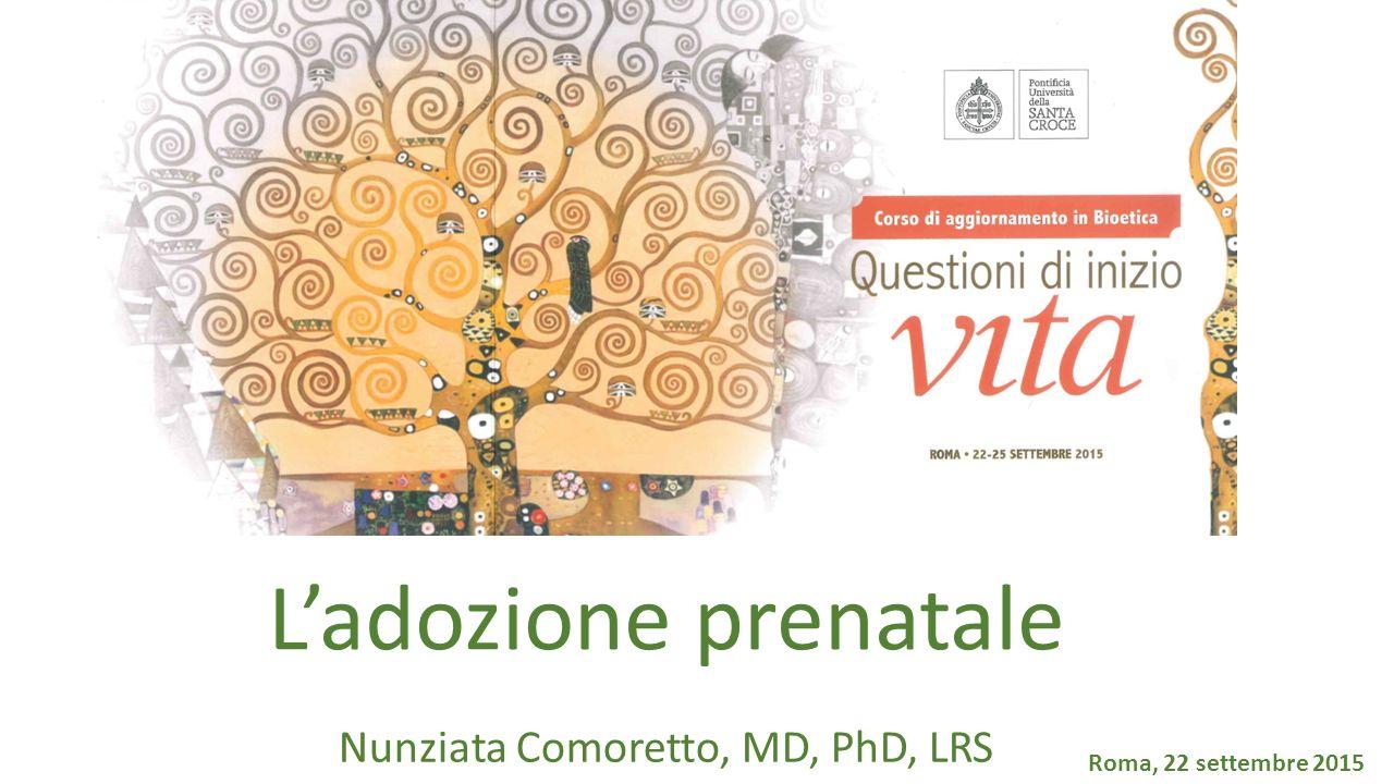Nunziata Comoretto, MD, PhD, LRS