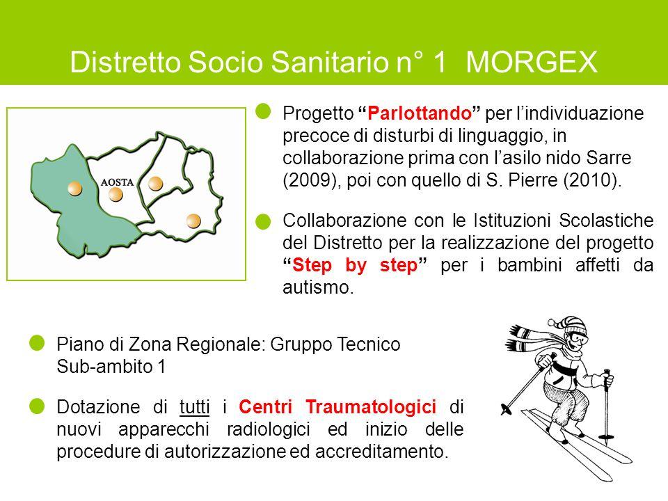 Distretto Socio Sanitario n° 1 MORGEX