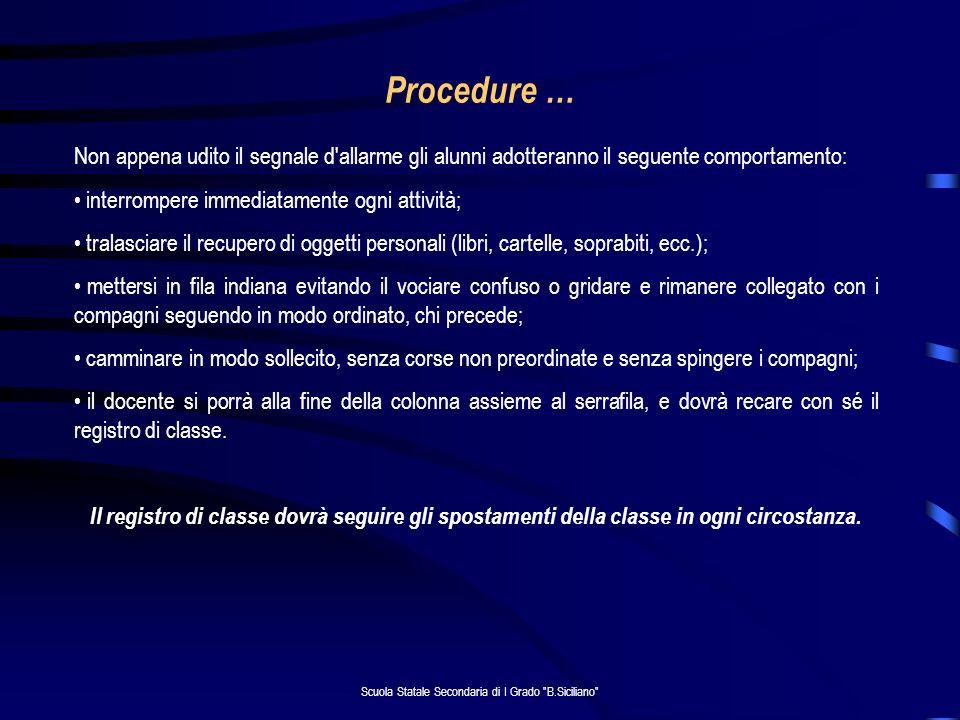 Scuola Statale Secondaria di I Grado B.Siciliano