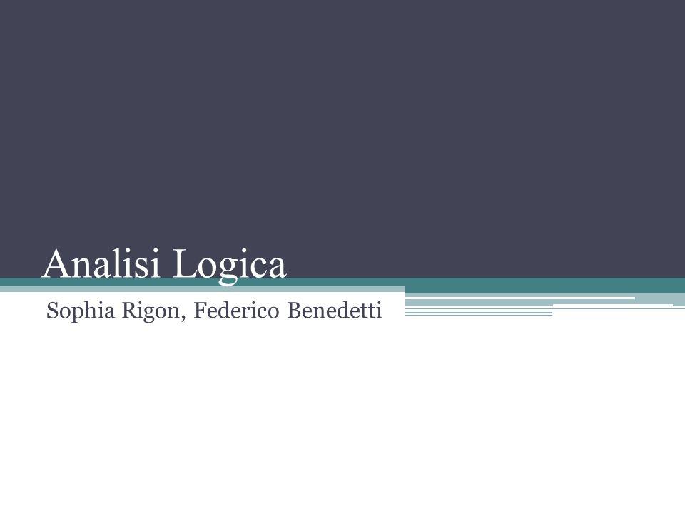 Sophia Rigon, Federico Benedetti