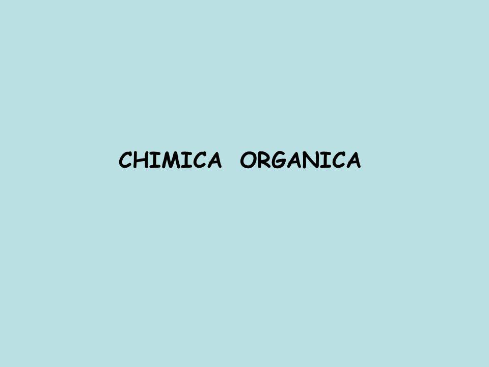 CHIMICA ORGANICA