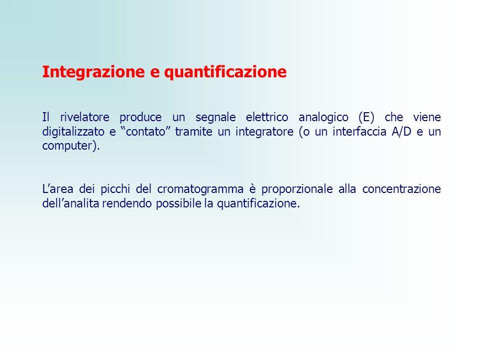 Integrazione e quantificazione